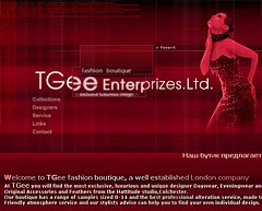 TGee fashion boutique